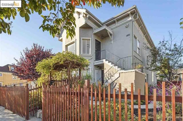 1821 Fairview St, Berkeley, CA 94703 (#EB40925590) :: The Realty Society