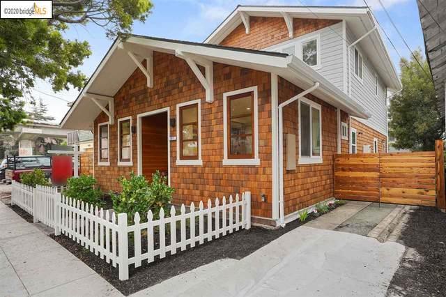 811 Arlington Ave, Oakland, CA 94608 (#EB40924247) :: The Realty Society