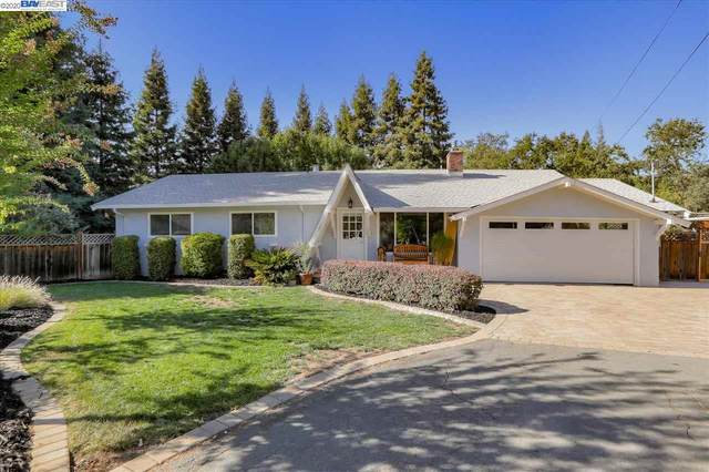267 Elsie Dr, Danville, CA 94526 (#BE40924309) :: The Realty Society