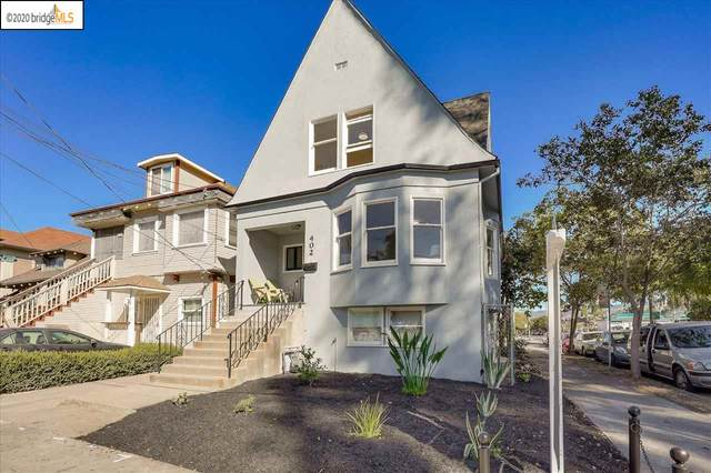 3701 Webster St, Oakland, CA 94609 (#EB40925149) :: The Goss Real Estate Group, Keller Williams Bay Area Estates