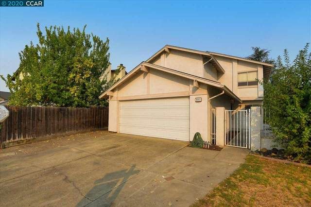 4393 Krause St, Pleasanton, CA 94588 (#CC40925647) :: The Realty Society