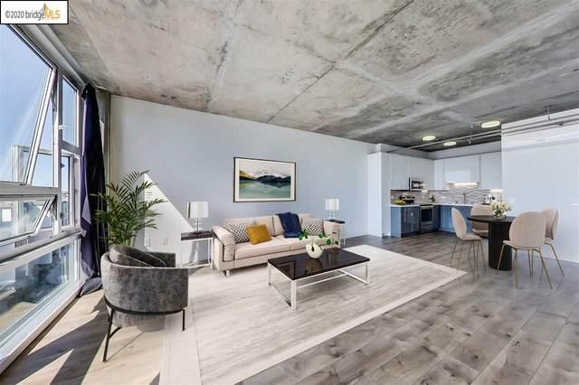 311 Oak St 834, Oakland, CA 94607 (#EB40925650) :: Intero Real Estate