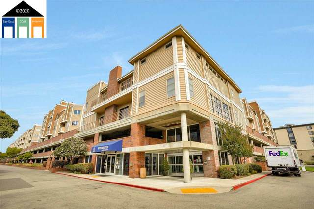 6400 Christie Ave 5313, Emeryville, CA 94608 (#MR40925649) :: The Realty Society