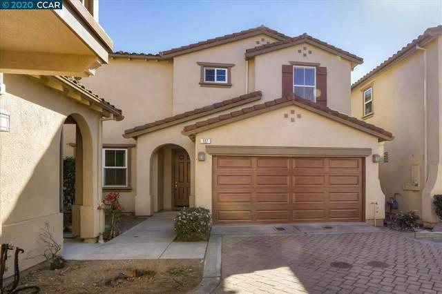 107 San Domingo Ct, San Pablo, CA 94806 (#CC40925653) :: The Goss Real Estate Group, Keller Williams Bay Area Estates