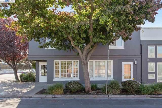 4300 Horton Street Corner Loft 15, Emeryville, CA 94608 (#BE40925657) :: Intero Real Estate