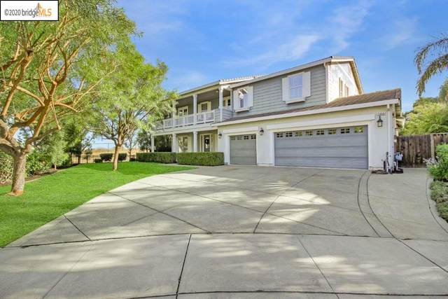2860 Gardenside Ct., Brentwood, CA 94513 (#EB40925660) :: The Realty Society