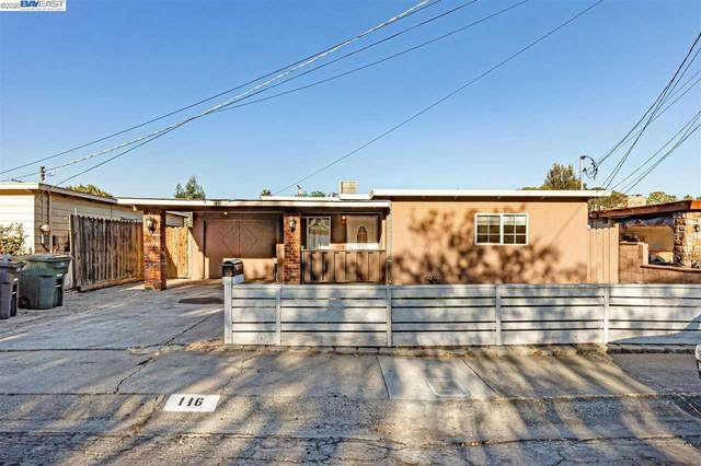 116 Mildred Ave, Pittsburg, CA 94565 (#BE40925659) :: The Goss Real Estate Group, Keller Williams Bay Area Estates