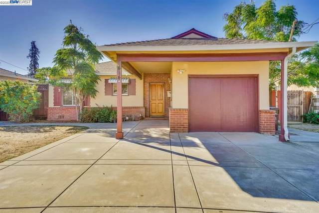 414 Cornell Ave, Hayward, CA 94544 (#BE40925679) :: The Realty Society