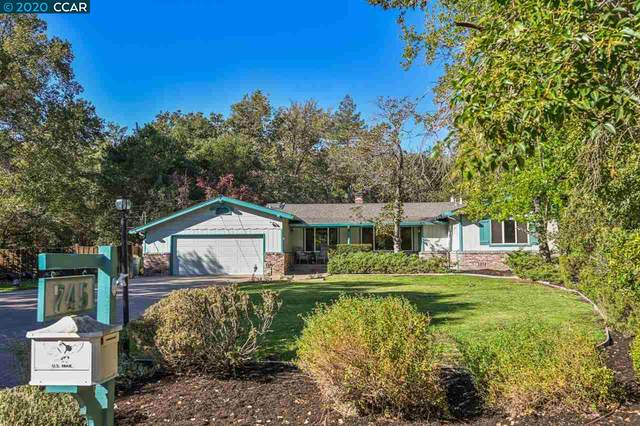 745 St Marys Rd, Lafayette, CA 94549 (#CC40924858) :: RE/MAX Gold