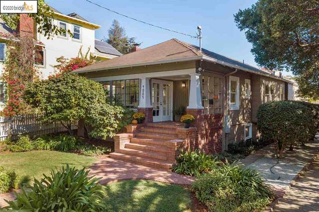 4004 Coolidge Ave, Oakland, CA 94602 (#EB40925702) :: RE/MAX Gold