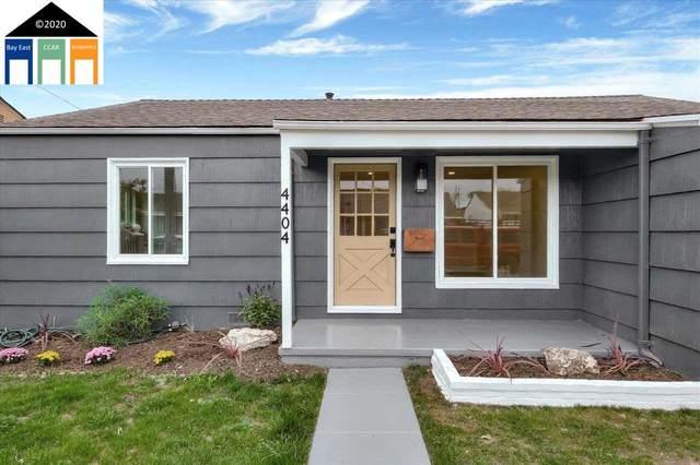 4404 Florida Ave, Richmond, CA 94804 (#MR40925738) :: Real Estate Experts