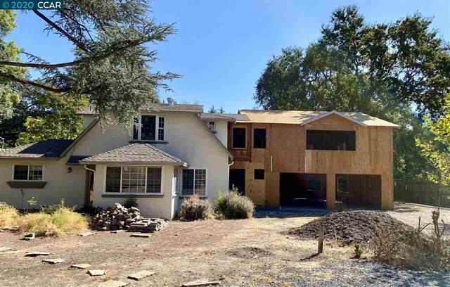 2196 Walnut Blvd, Walnut Creek, CA 94597 (#CC40925752) :: The Realty Society