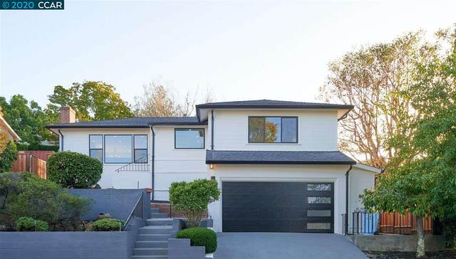 1104 Park Hills Rd, Berkeley, CA 94708 (#CC40925751) :: Intero Real Estate