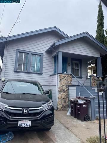 7335 Lockwood St, Oakland, CA 94621 (#CC40925753) :: The Realty Society
