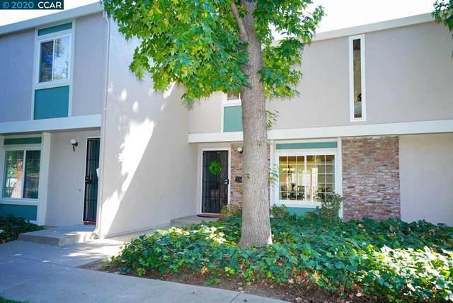 1215 Pine Creek Way H, Concord, CA 94520 (#CC40925757) :: The Goss Real Estate Group, Keller Williams Bay Area Estates