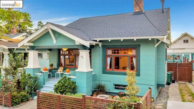 65 Montell St, Oakland, CA 94611 (#EB40925766) :: The Goss Real Estate Group, Keller Williams Bay Area Estates