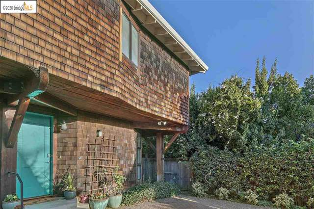 6492 Benvenue Ave A, Oakland, CA 94618 (#EB40924430) :: Intero Real Estate