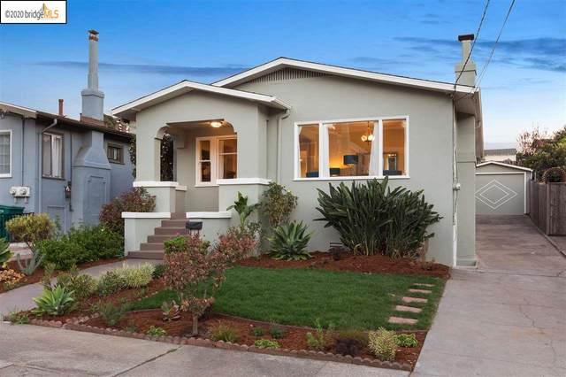 3414 Curran Way, Oakland, CA 94602 (#EB40925776) :: Intero Real Estate