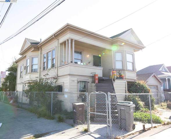 1276 96Th Ave, Oakland, CA 94603 (#BE40925783) :: The Goss Real Estate Group, Keller Williams Bay Area Estates
