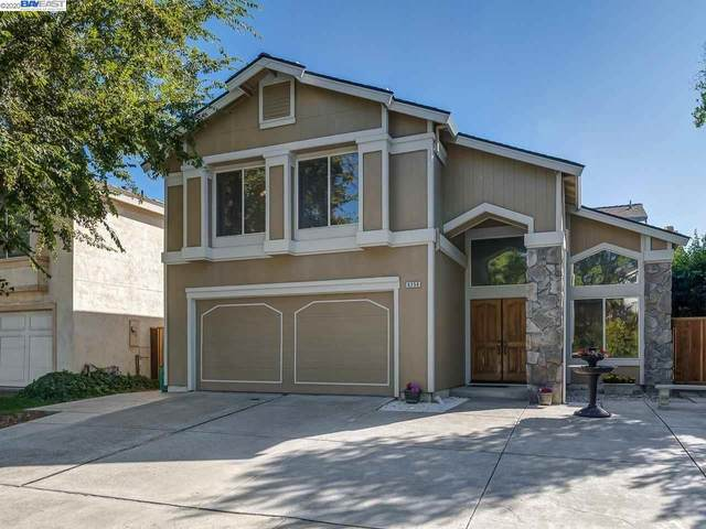 6258 Camino Del Lago, Pleasanton, CA 94566 (#BE40925813) :: The Realty Society