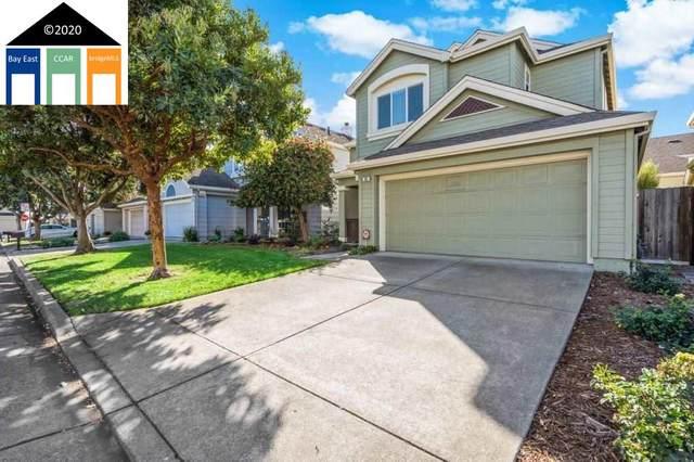 89 Windward Way, Richmond, CA 94804 (#MR40925818) :: Strock Real Estate