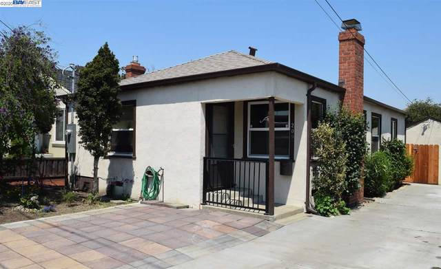 209 Central Ave, Alameda, CA 94501 (#BE40925826) :: Intero Real Estate