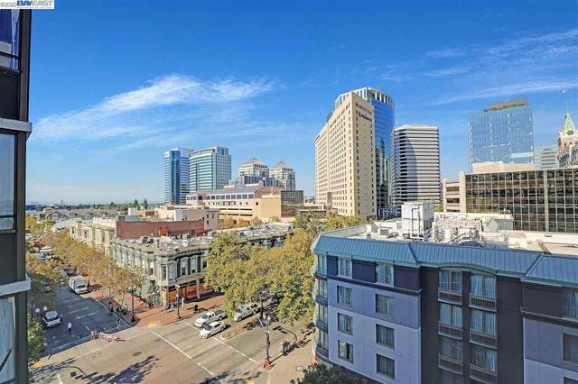 801 Franklin St 803, Oakland, CA 94607 (#BE40925835) :: The Realty Society