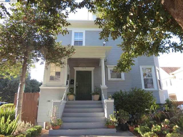 403 37Th St, Oakland, CA 94609 (#BE40925852) :: Intero Real Estate