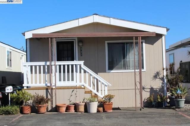 3015 E. Bayshore Rd. 442, Redwood City, CA 94063 (#BE40925864) :: The Kulda Real Estate Group