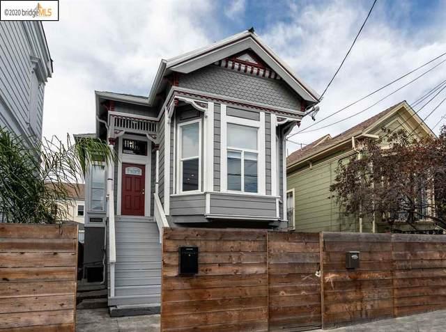 809 Wood St, Oakland, CA 94607 (#EB40925892) :: Robert Balina | Synergize Realty