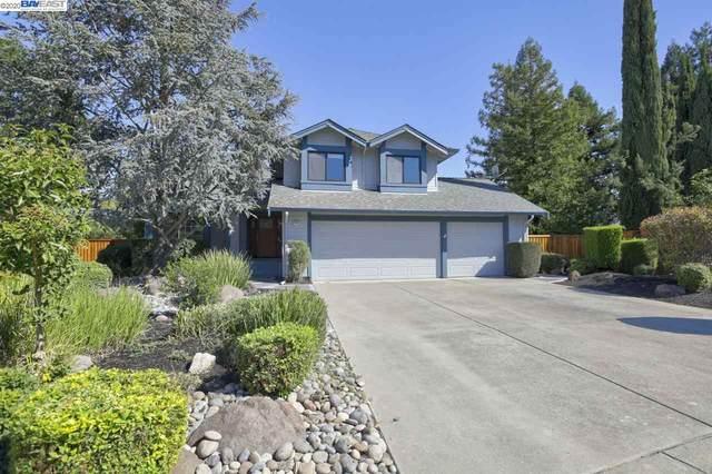 6948 Corte Verde, Pleasanton, CA 94566 (#BE40925893) :: The Realty Society