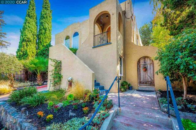 4042 Whittle Ave, Oakland, CA 94602 (#CC40923694) :: Robert Balina | Synergize Realty