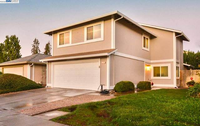 2289 Delucchi Dr, Pleasanton, CA 94588 (#BE40925942) :: The Realty Society