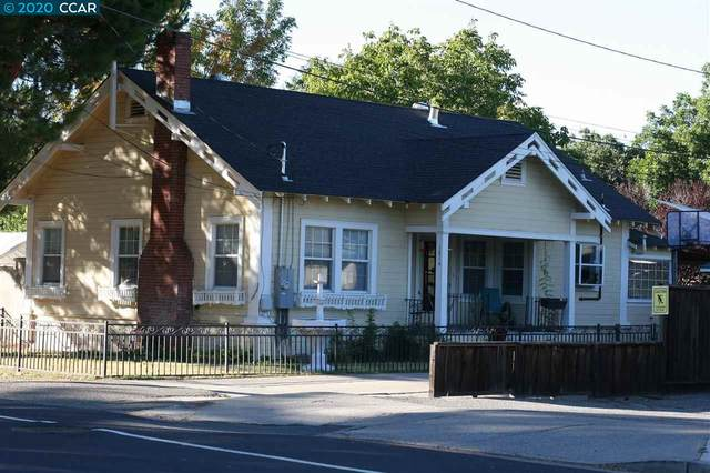1832 Clayton Way, Concord, CA 94519 (#CC40925981) :: Real Estate Experts