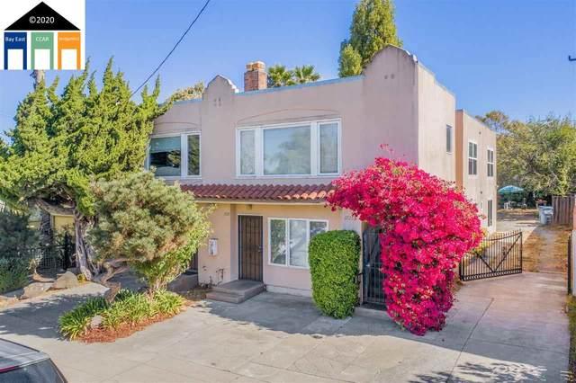 1723 10Th St, Berkeley, CA 94710 (#MR40925992) :: Strock Real Estate