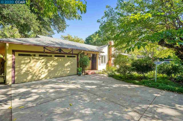 104 Burns Ct., Pleasant Hill, CA 94523 (#CC40926003) :: The Goss Real Estate Group, Keller Williams Bay Area Estates