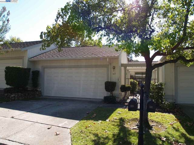 503 Rolling Hills Ln, Danville, CA 94526 (#BE40926022) :: The Realty Society
