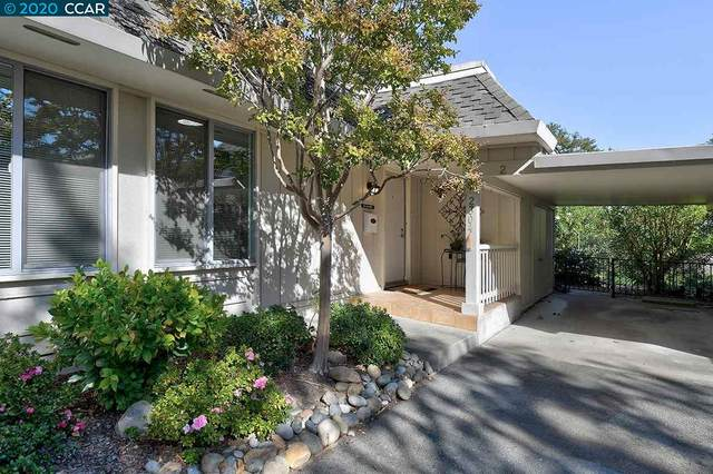 2304 Ptarmigan 2, Walnut Creek, CA 94595 (#CC40926032) :: Schneider Estates