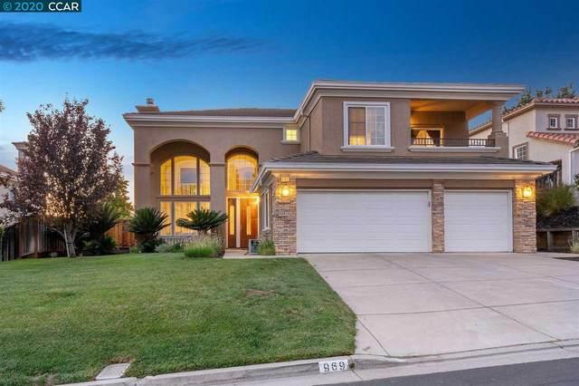 969 Oliveglen Ct., Concord, CA 94521 (#CC40926036) :: Strock Real Estate