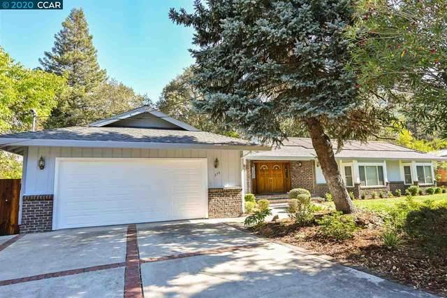 116 Castle Hill Ranch Rd., Walnut Creek, CA 94595 (#CC40925825) :: The Goss Real Estate Group, Keller Williams Bay Area Estates