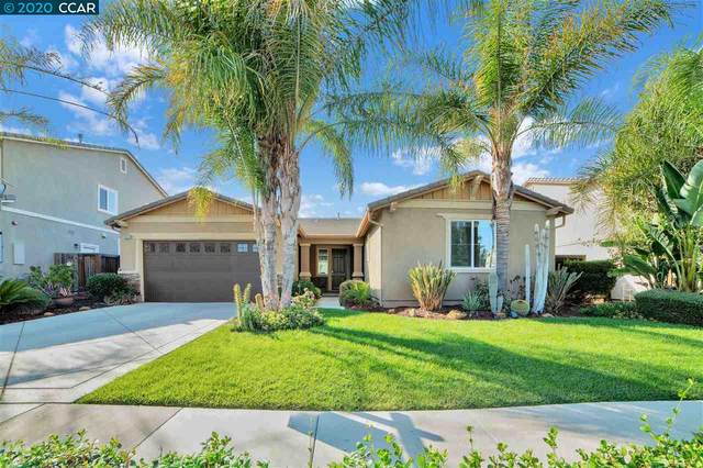 553 Linda St, Brentwood, CA 94513 (#CC40926040) :: The Realty Society
