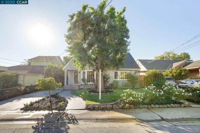 717 27th Avenue, San Mateo, CA 94403 (#CC40924797) :: Schneider Estates