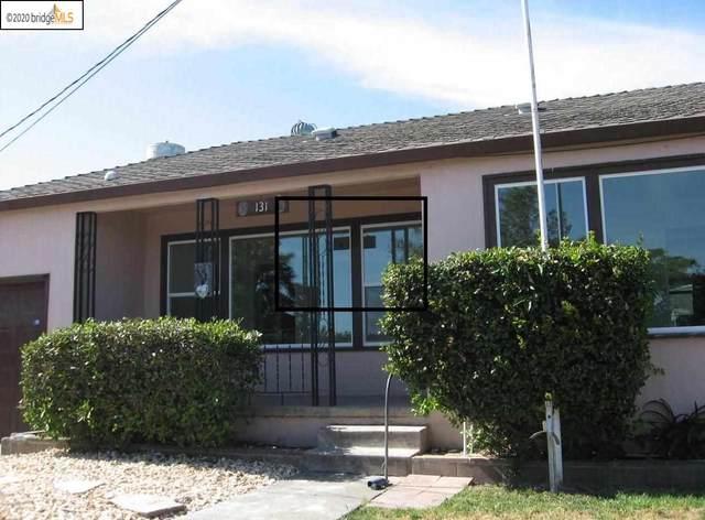 131 Robinson Ave, Pittsburg, CA 94565 (#EB40926061) :: Schneider Estates