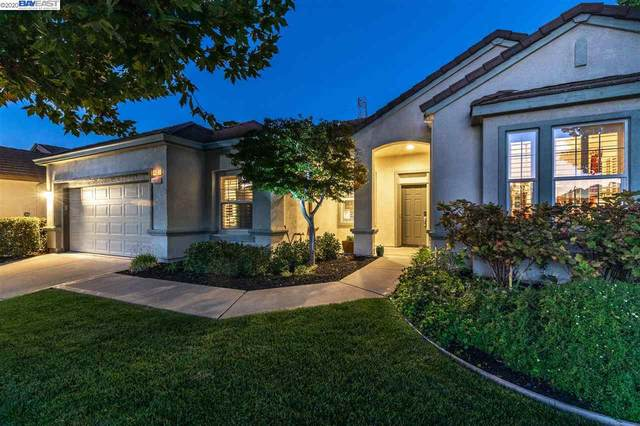460 Tayberry Ln, Brentwood, CA 94513 (#BE40926064) :: Robert Balina | Synergize Realty