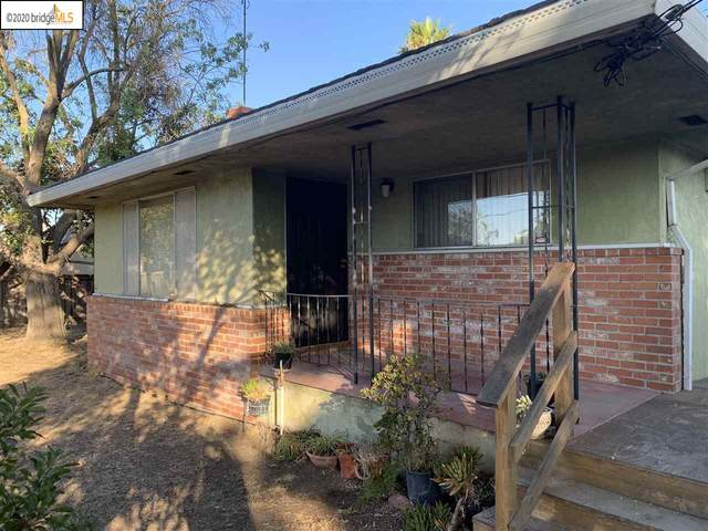 2810 Main Street, Oakley, CA 94561 (#EB40926071) :: Schneider Estates