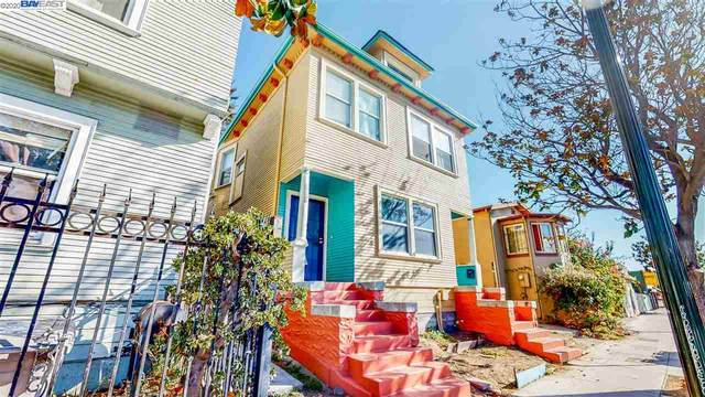 3250 Martin Luther King Way, Oakland, CA 94609 (#BE40926078) :: Real Estate Experts