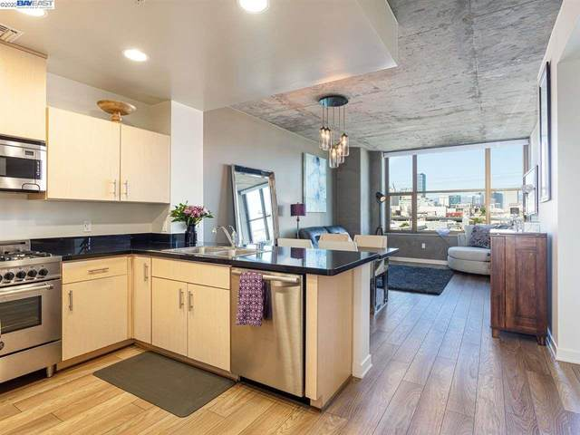 311 2nd St 506, Oakland, CA 94607 (#BE40926098) :: Intero Real Estate
