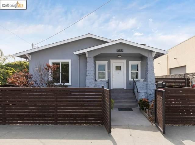 1099 66Th St, Oakland, CA 94608 (#EB40926100) :: The Goss Real Estate Group, Keller Williams Bay Area Estates