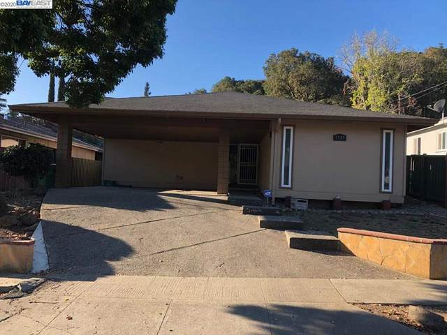 1737 Grove, Castro Valley, CA 94546 (#BE40926105) :: Live Play Silicon Valley