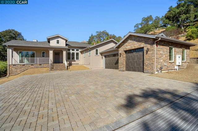 1698 Reliez Valley Road, Lafayette, CA 94549 (#CC40926119) :: The Realty Society